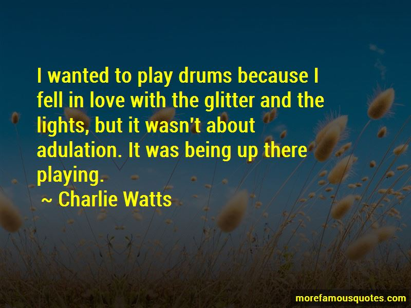 Quotes About Glitter And Love