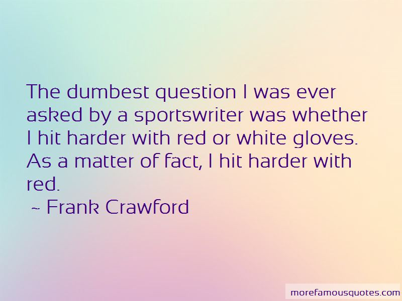 Quotes About Gloves
