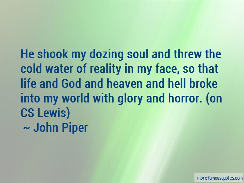 Quotes About God Cs Lewis