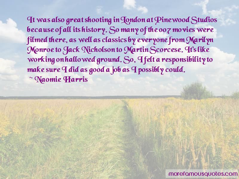 Quotes About Hallowed Ground