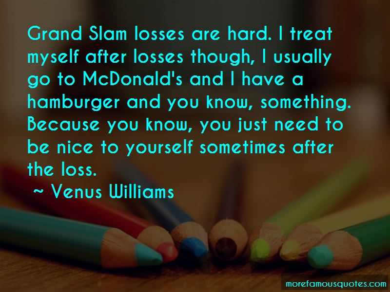 Quotes About Hard Losses