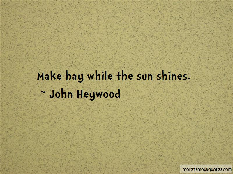 Hay Quotes Pictures 2