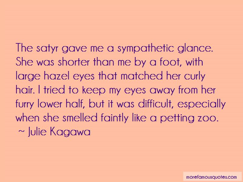 Quotes About Hazel Eyes: top 71 Hazel Eyes quotes from ...
