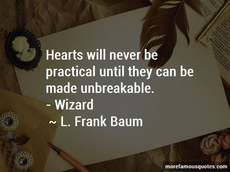 Quotes About Hearts Wizard Of Oz