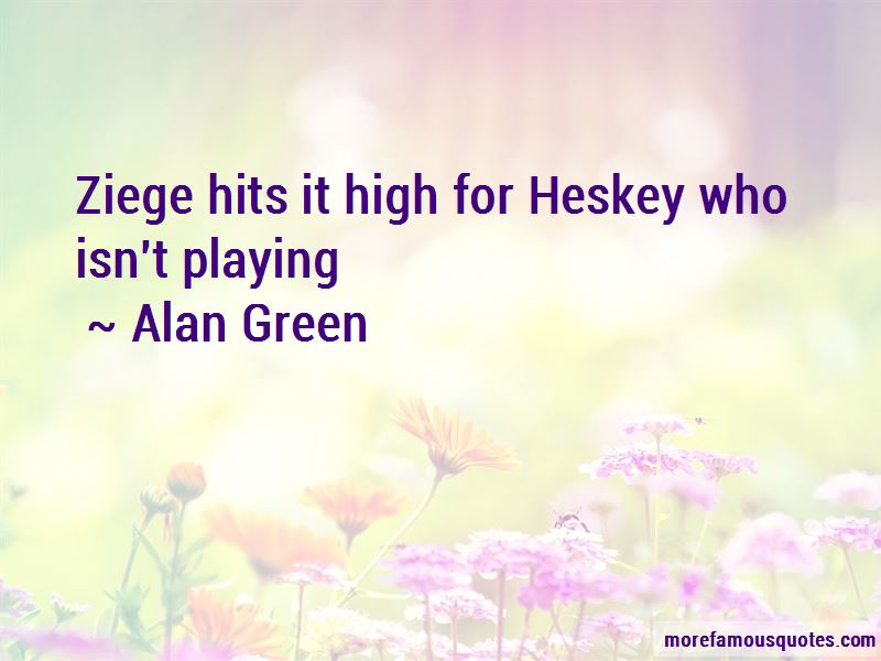 Quotes About Heskey