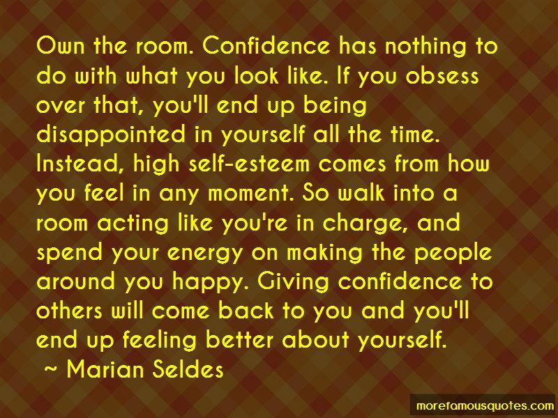High Self Esteem Quotes Pictures 4