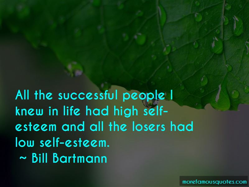 Quotes About High Self Esteem