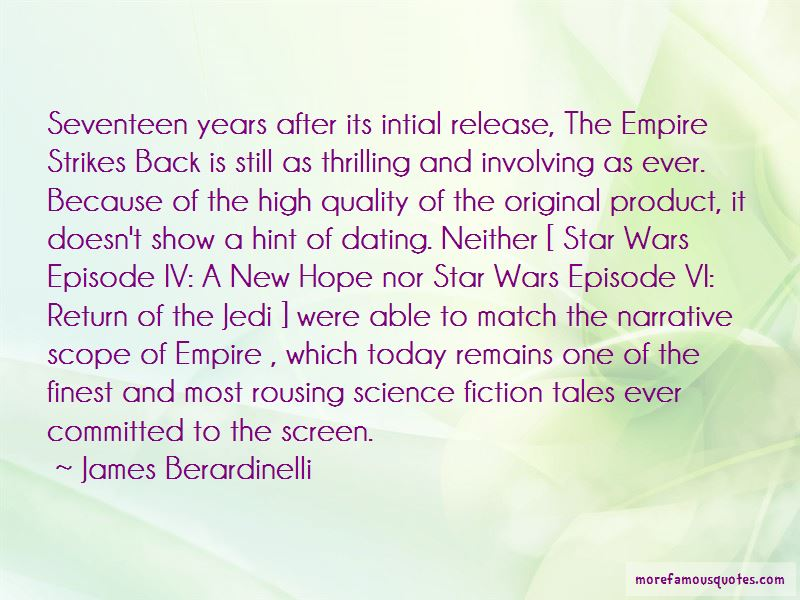 Quotes About Hope Star Wars