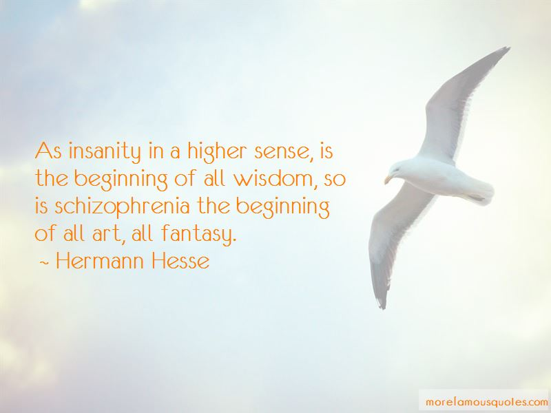 Quotes About Insanity And Art