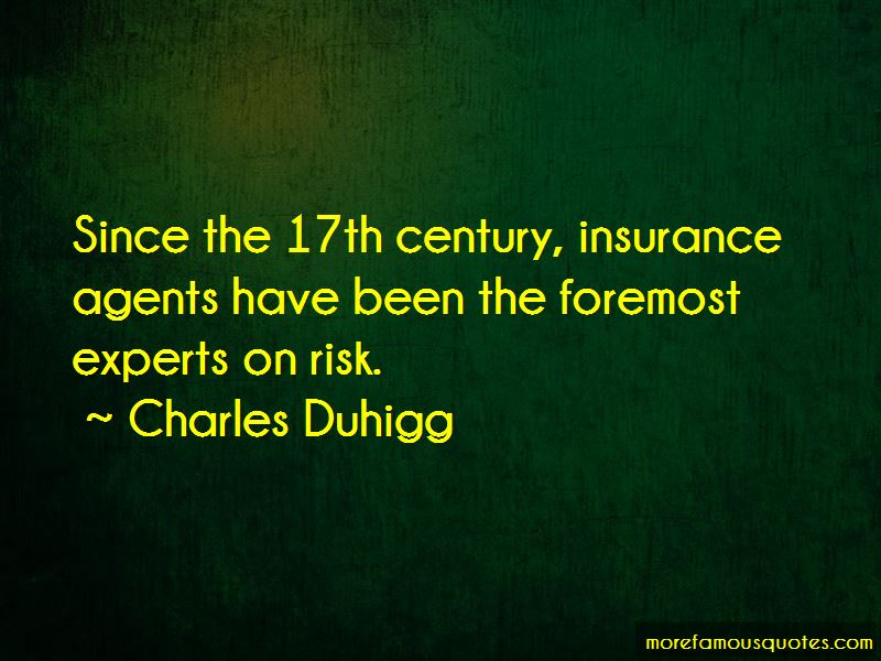 Quotes About Insurance Agents