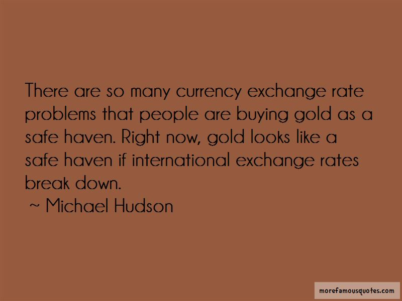 Quotes About International Exchange