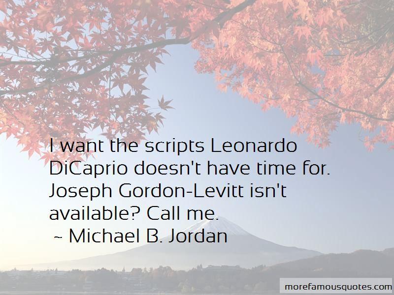 Joseph Gordon-levitt Quotes Pictures 4