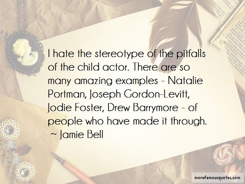 Quotes About Joseph Gordon-levitt