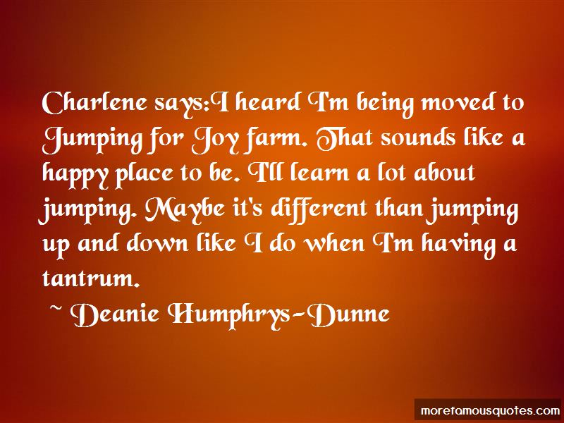 Jumping For Joy Quotes Pictures 2