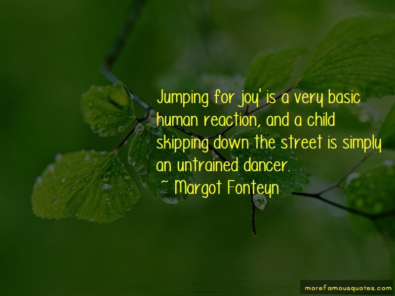 Quotes About Jumping For Joy