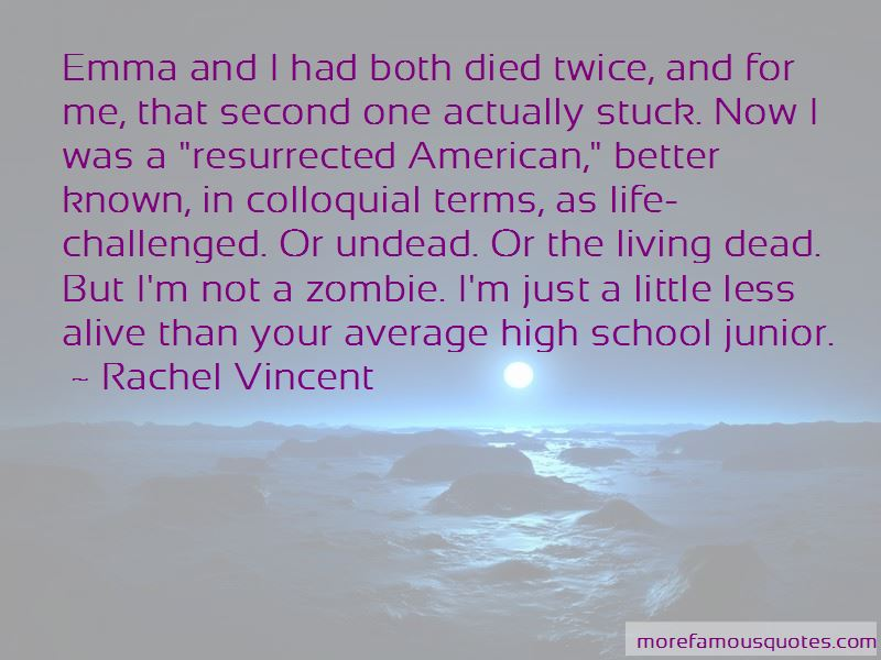 Quotes About Junior Life
