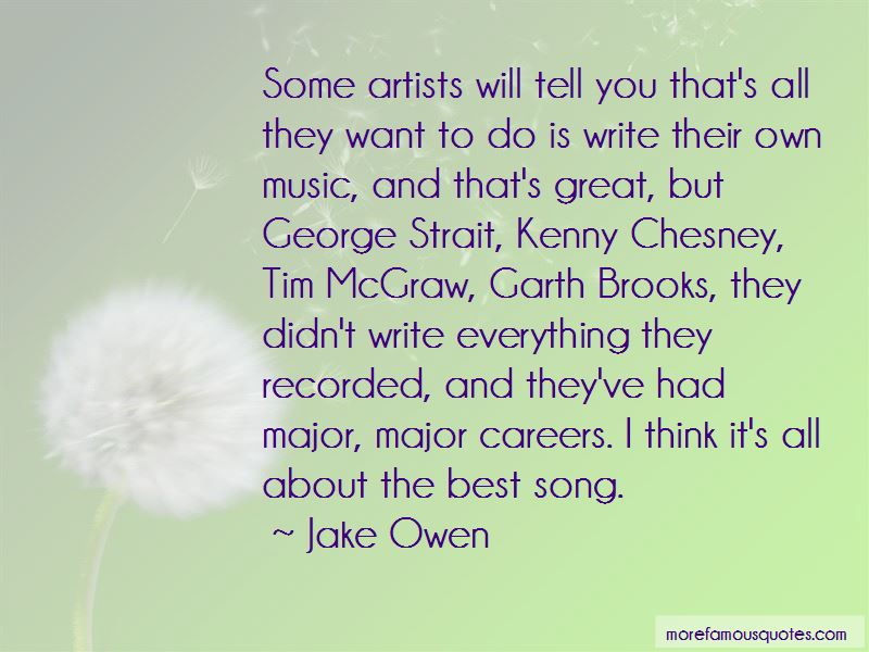 Quotes About Kenny Chesney: top 11 Kenny Chesney quotes from ...