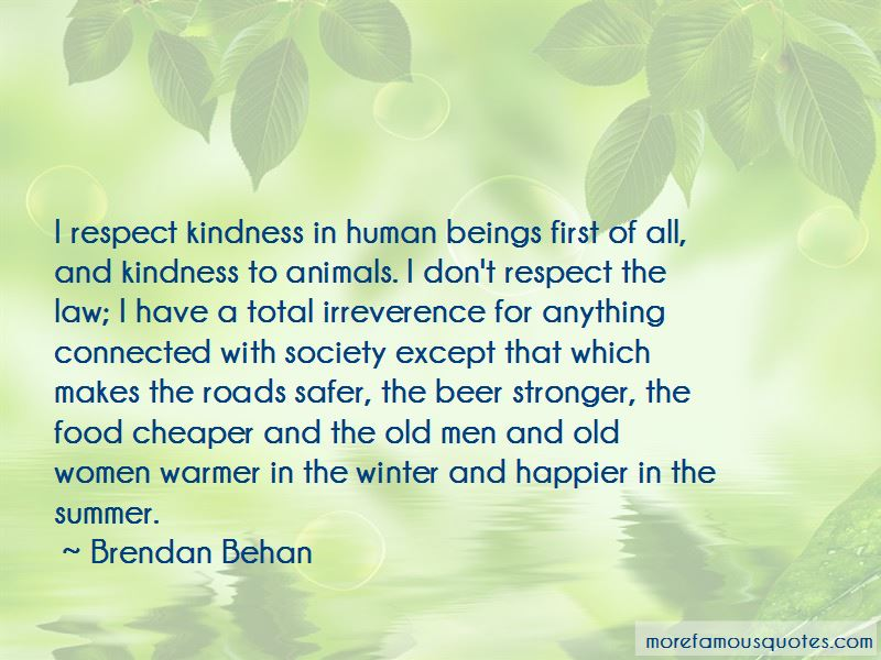 Quotes About Kindness To Animals