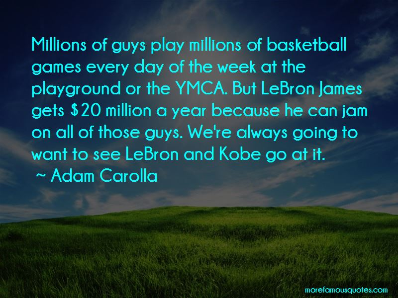 Quotes About Lebron And Kobe