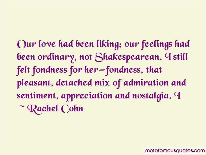 Quotes About Liking Love