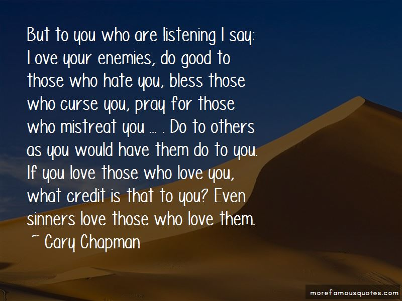 Quotes About Listening To What Others Say