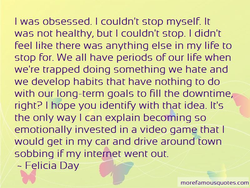 Quotes About Long Term Goals