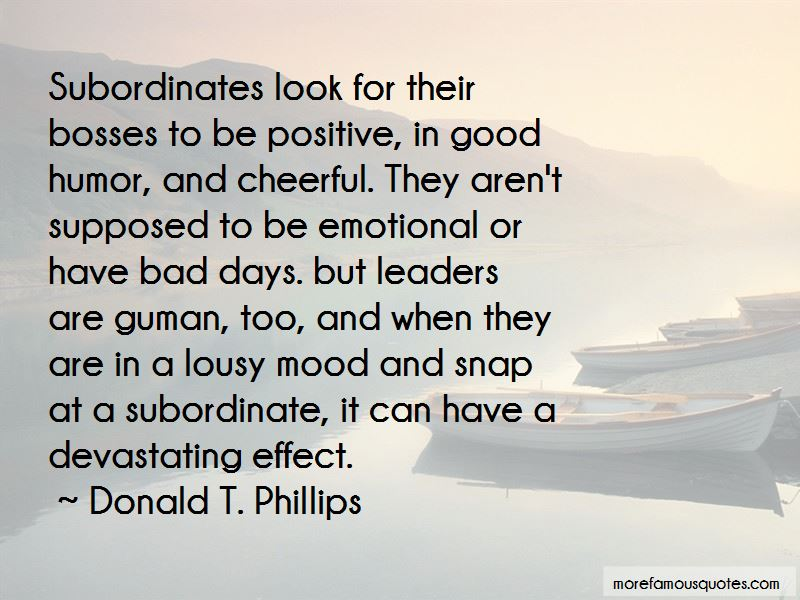 Quotes About Lousy Leaders