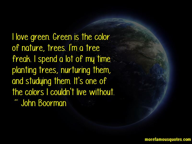 Love Green Quotes Pictures 4
