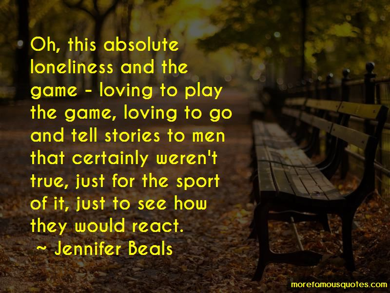 Loving A Game Quotes Pictures 4