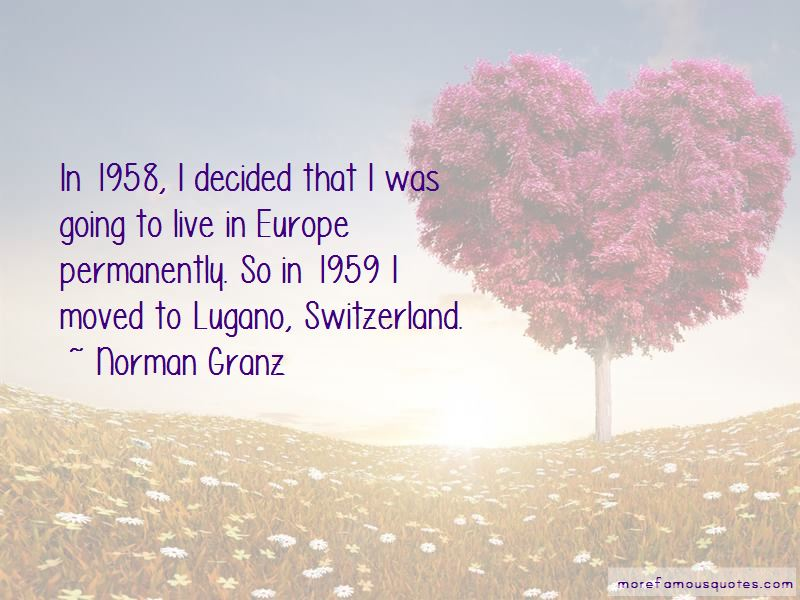 Quotes About Lugano