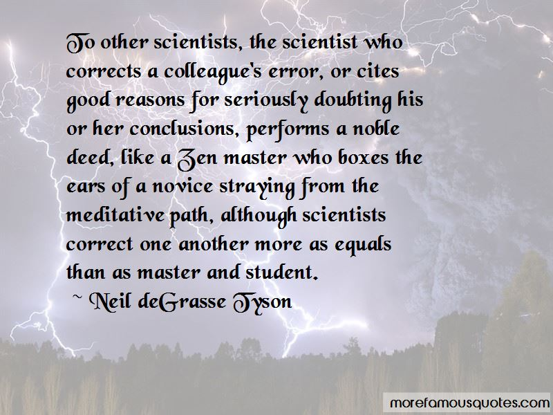 Quotes About Master And Student