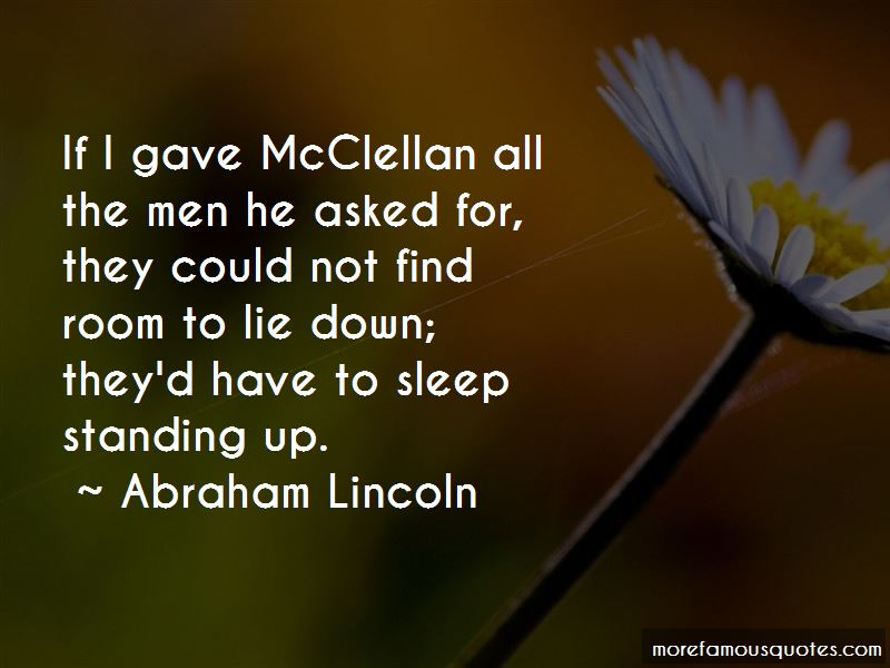 Mcclellan Quotes Pictures 3