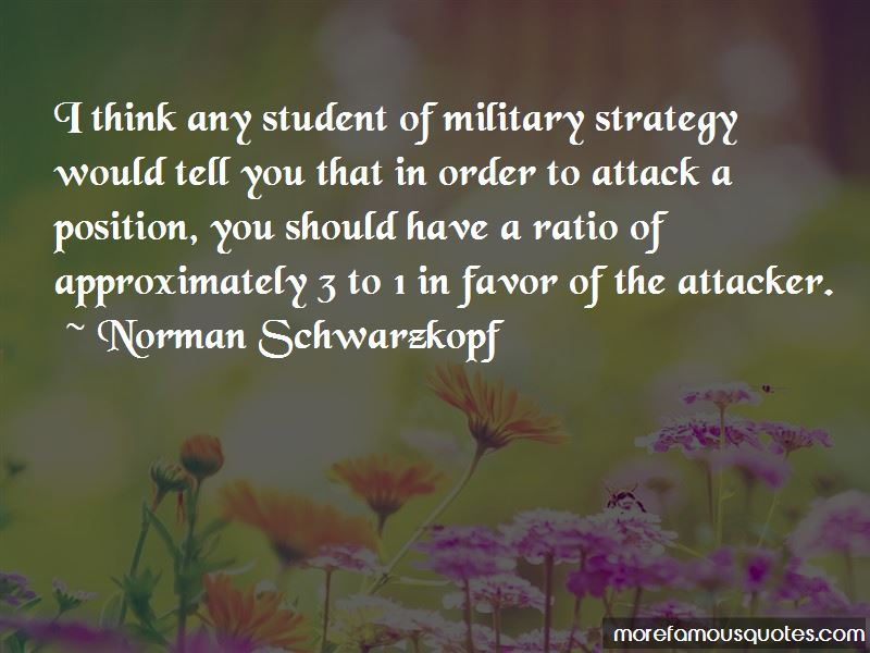 Quotes About Military Strategy