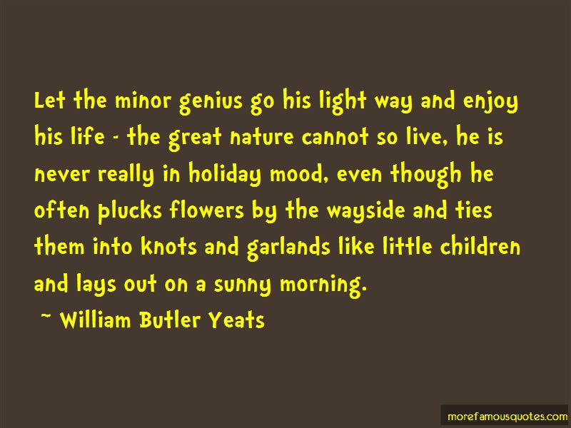 Quotes About Morning And Nature