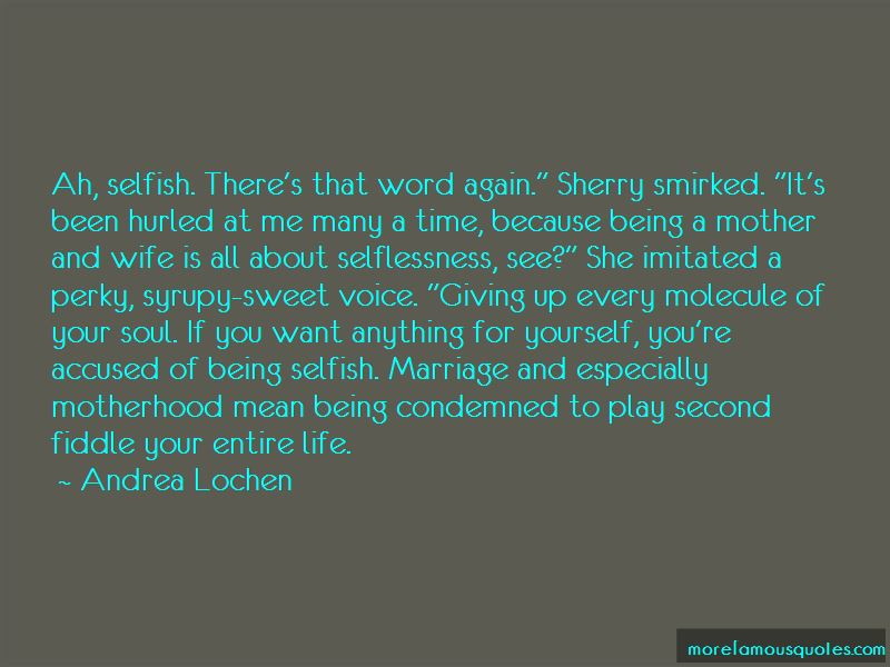 Motherhood And Wife Quotes Pictures 4