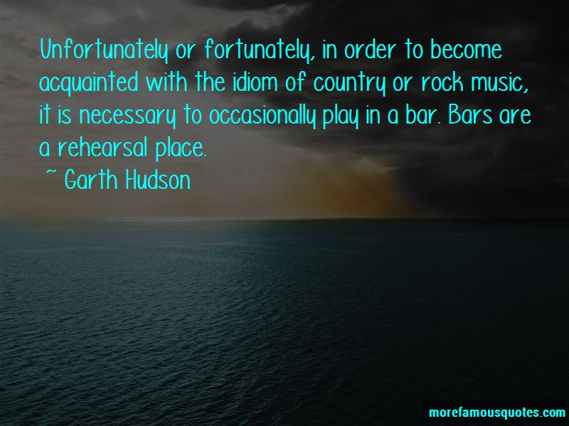 Quotes About Music Rehearsal