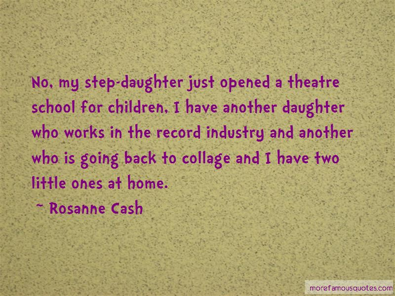 Quotes About My Step Daughter