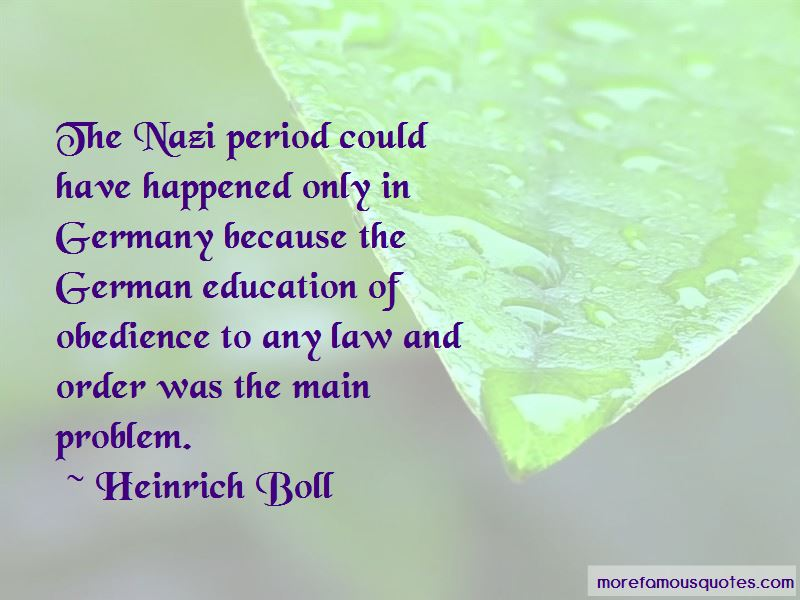 Quotes About Nazi Education