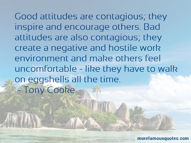 Quotes About Negative Work Environment