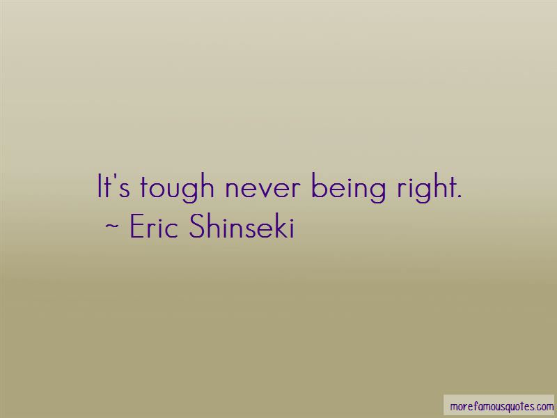 Quotes About Never Being Right