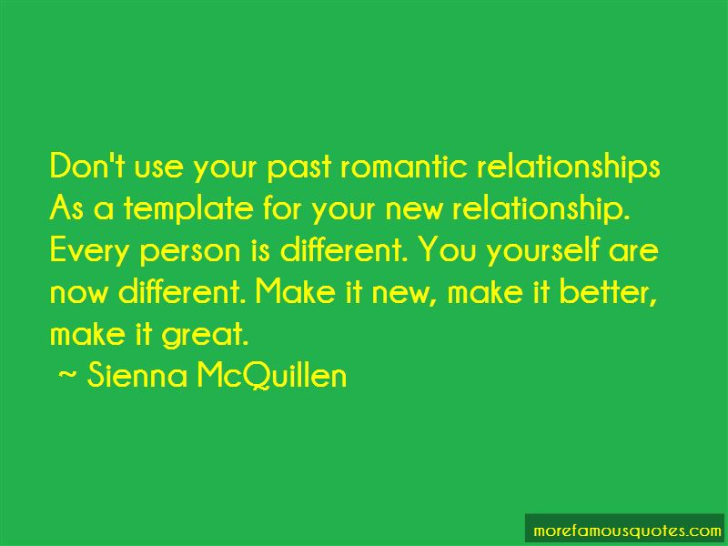 Quotes About New Romantic Relationships