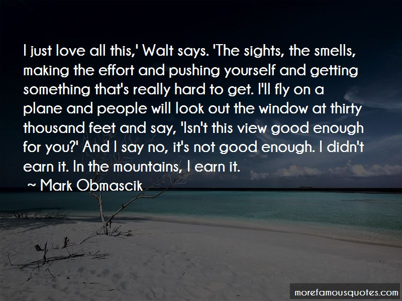 Not Making An Effort In Love Quotes Pictures 2