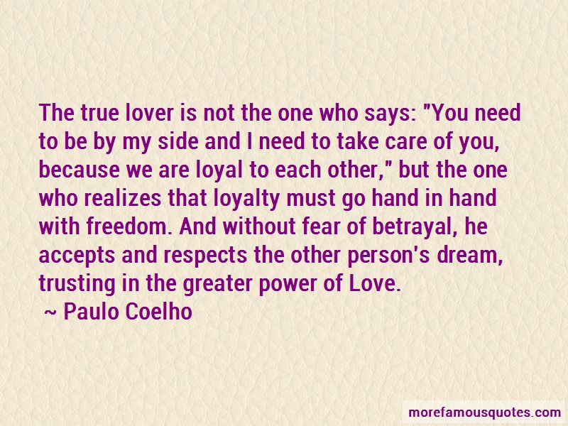 Not Trusting Each Other Quotes Pictures 4