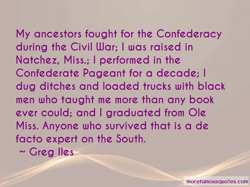 Quotes About Ole Miss