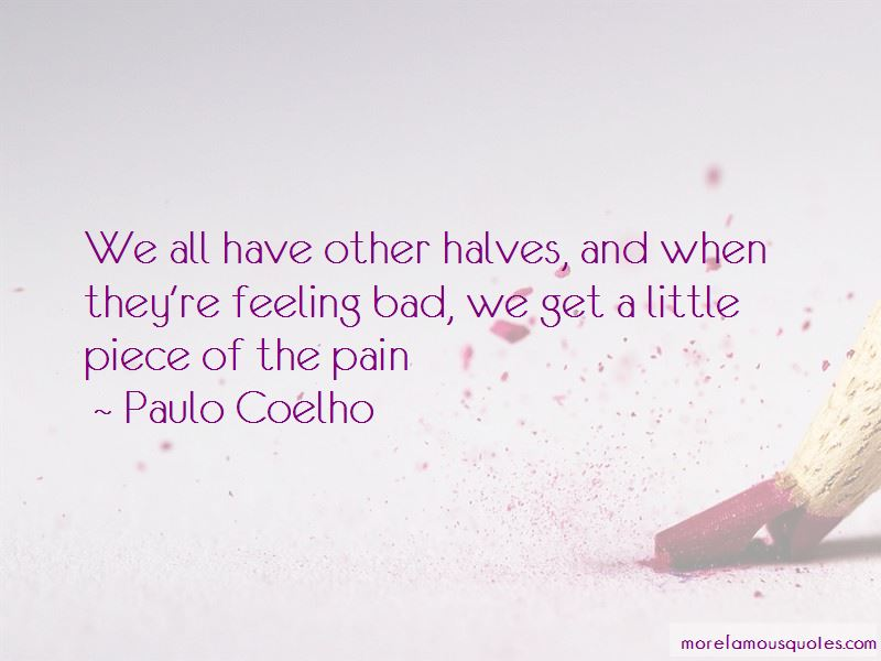Quotes About Other Halves