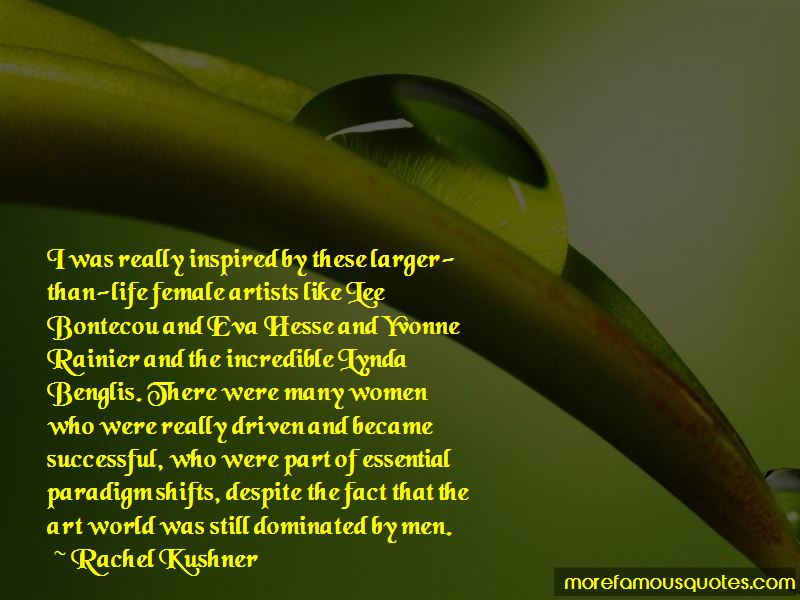 Paradigm Shifts Quotes Pictures 2
