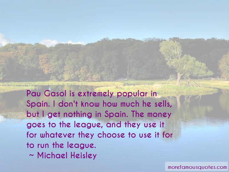 Quotes About Pau Gasol