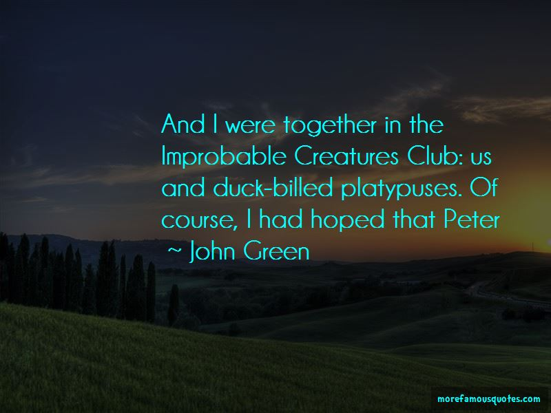 Platypuses Quotes Pictures 2