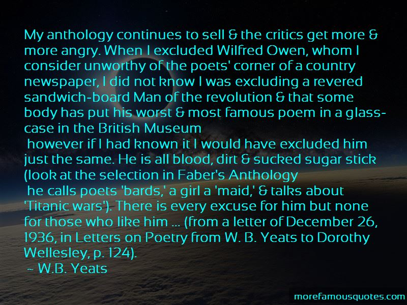Quotes About Poetry By Famous Poets