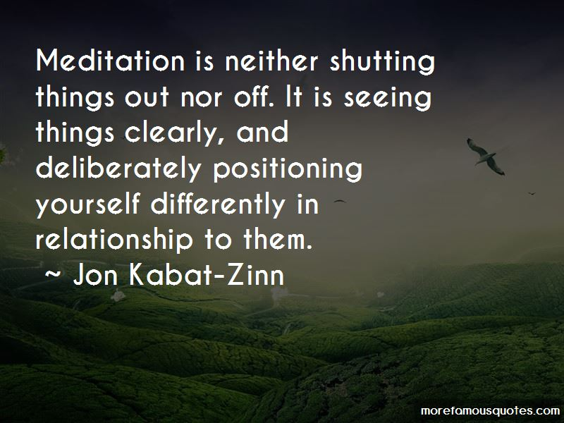 Quotes About Positioning Yourself